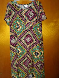 Lularoe Carly Dress Westminster