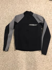 O'Neill full zip wetsuit top Ashburn, 20147