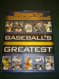 Sports Illustrated Baseball's Greatest Book Saint Ann