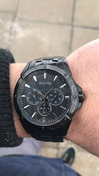 Bulova Watch  Mississauga, L4Y 1Z4