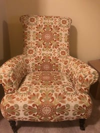 Armchair from Pier 1 Imports  Arlington Heights, 60004