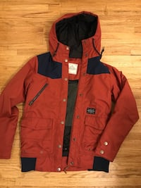 Winter jacket 3153 km