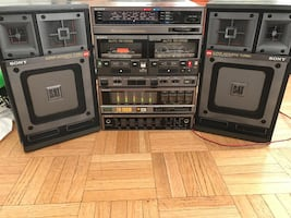 Vintage collectable stereo