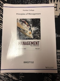 Principles of management textbook 3rd edition