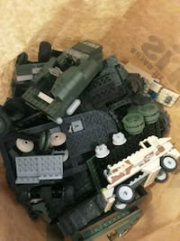 Lego military whole bag plus instructions complete Oslo, 1172