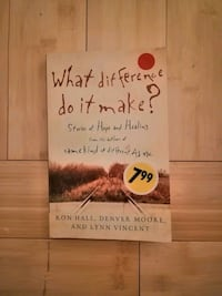 What Difference Do It Make? Ron Hall, Denver Moore & Lynn Vincent