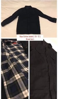 Boys Clothing 8-12 Fairfax