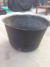 Half whisky barrel pond liner / great for a city garden pond / water feature Toronto, M4E 3W7