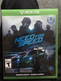 Need for Speed Xbox One game case Fairfield, 45014