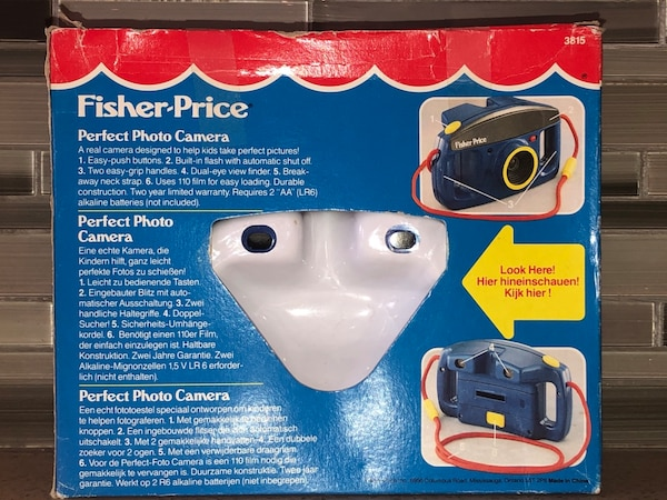 Fisher price perfect photo camera 83422c38-c6da-465f-9ac6-dc4364836680