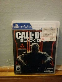 PS4 Call of Duty Black Ops III game Hagerstown, 21740