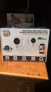 Wireless  home security system  Mississauga, L4X