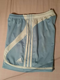 blue and white Adidas track pants McAllen, 78501