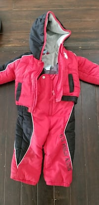 US POLO 18 month winter coat and snow pants Toronto, M2H 2W6