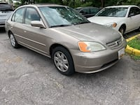 Honda - Civic - 2002 Laurel