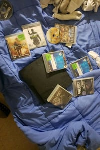 ps3 + Cod games Montreal, H3W 3H4