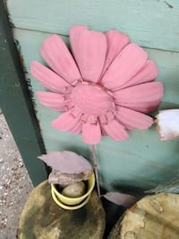 pink flower wall decor 1119 mi