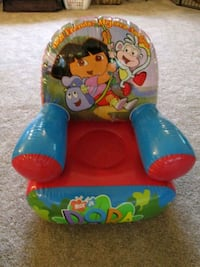 Dora The Explorer Inflatable Chair  Aberdeen, 21001