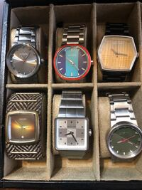 Nixon watch collection Edmonton, T6T 0A5