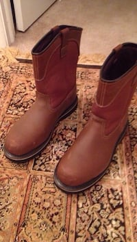 Work leather boots  Rockville, 20850