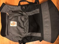 black and gray Under Armour backpack Norton, 02766