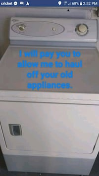 appliance repair & removal Louisville