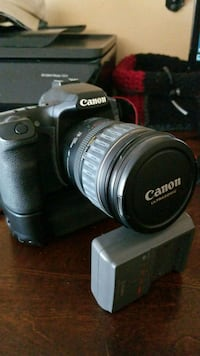 Canon 40D with len and charger Norwalk, 90650