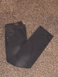 Straight Fit Mens Denim Jeans with Knee Darts NWT Las Vegas, 89121