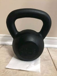 40 lb Cast Iron Kettlebell Fitness Exercise Weight Caledon, L7E 1X7