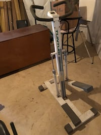 Tunturi stepper, old but works, rarely used 19 km
