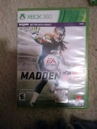 Madden NFL 15 Xbox One game case Aurora, 80018