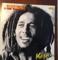 Bob Marley 'Kaya' ' The best of legend'. 'Uprising' Kadıköy, 34736