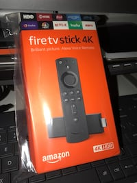 Amazon Fire TV stick with box Fullerton, 92831
