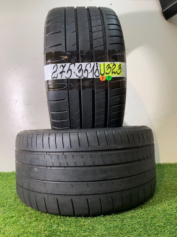 Used Tires Orlando >> 275 35 18 Michelin Pilot Super Sport 2 Used Tires 80 Life M23