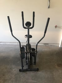 Body Rider Elliptical trainer and Exercise bike. Manassas, 20109