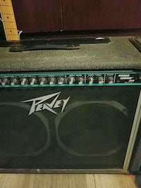 black and gray Peavey guitar amplifier Las Vegas, 89123