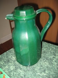 Geocan Inc green carafe water jug Toronto