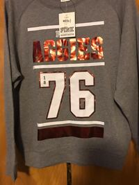 TAMU - VS Pink sweatshirt  College Station, 77845
