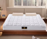 "Excellent Condition ""Beautyrest"" Queen Size Mattress Vancouver, V6P 3J9"