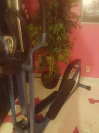 black and gray elliptical trainer Calgary, T2A