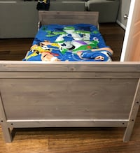 Ikea toddler twin bed with matress Aldie, 20105