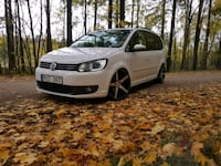 Volkswagen Touran TDI Bluemotion 2013 Örebro County