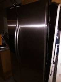 Buy Refrigerator With Stainless Steel Doors, Today $265 GERMANTOWN