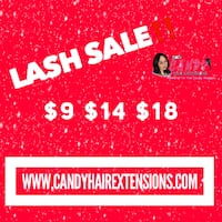 Lashes for sale  Smithfield, 23430