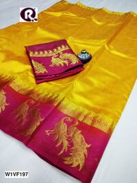 Graceful Kanjivaram Silk Sarees Noida, 201307
