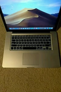 Clintion MD i7 8GB 500GB Apple MacBook Pro Laptop Clinton
