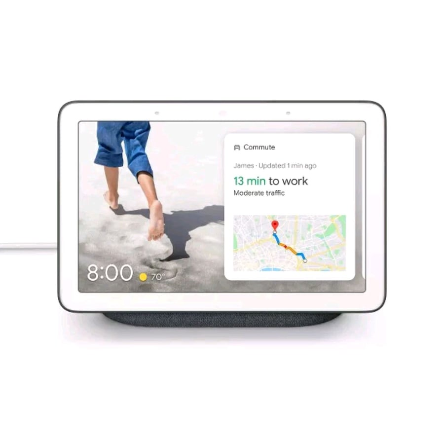 Google Home Hub trade for Alexa Device