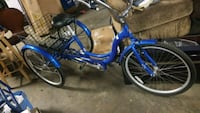 blue and black cruiser bike Ventura, 93003