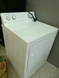 white front-load clothes dryer Toronto, M4A