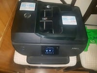 black HP multi-function printer Edmonton, T5P 1T6
